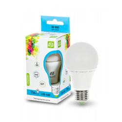 Лампа СД ASD LED A60 std 11Вт 230В Е27 4000К 990Лм, в Перми