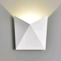 Светильник Электростандарт уличный 1517 TECHNO BATTERFLY белый