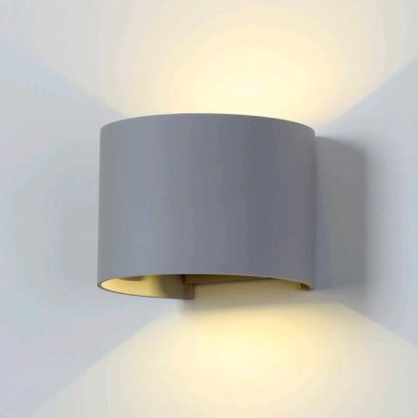 Светильник Электростандарт уличный 1518 TECHNO LED BLADE серый