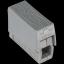 Клемма Navigator монтажная пружинная NTC-CMK-101-2-50 (50