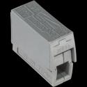 Клемма Navigator монтажная пружинная NTC-CMK-101-2-50 (50 шт/упак) (12/144)