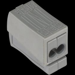 Клемма Navigator монтажная пружинная NTC-CMK-112-3 упак 5шт (5/25/450)