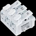 Клемма Navigator монтажная пружинная NTC-CMK-923PL-3 упак 5шт (5/25/450)