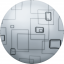 Светильник Navigator квадраты NBL-R04-18-4K-IP20-LED 18Вт 4000К