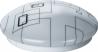Светильник Navigator квадраты NBL-R04-24-4K-IP20-LED 24Вт 4000К 1200Лм (1/10)