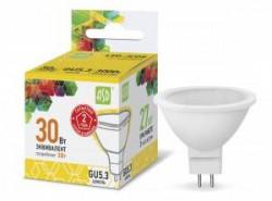 Лампа светодиодная ASD LED-JCDR-standart 220В GU5.3