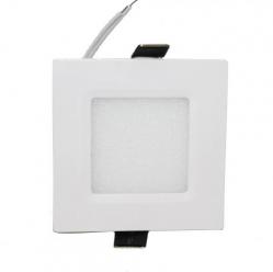 Панель светодиодная IN HOME SLP-eco КВАДРАТ 3Вт4000К 210Лм (10)