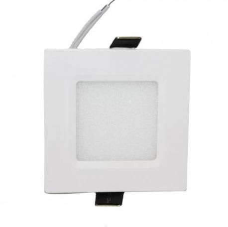 Панель светодиодная IN HOME SLP-eco КВАДРАТ 3Вт4000К 210Лм