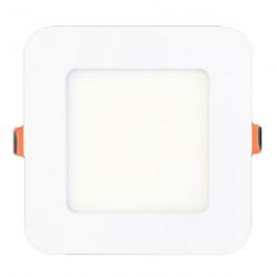 Панель светодиодная IN HOME SLP-eco КВАДРАТ 6Вт (10)