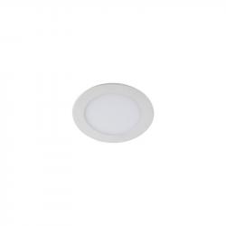 Панель светодиодная IN HOME SLP-eco КВАДРАТ 6Вт 230В 4000К 420Лм 108х108х23мм белая P40 (10)