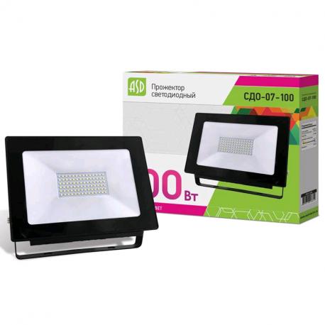 Светильник светодиодный ASD СПБ-2-210-10 10Вт белый IP40