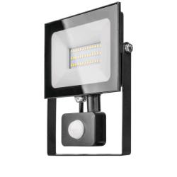 Прожектор c датчиком движения LED ОНЛАЙТ OFL-02-30-4K-BL-IP65-LED-SNRA (30)