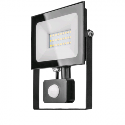 Прожектор c датчиком движения LED ОНЛАЙТ OFL-02-50-4K-BL-IP65-LED-SNRA (20)