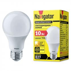 Лампа СД Navigator NLL-A60-10-230-E27 (10)