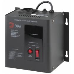 ЭРА Стабилизатор напряжения компакт, м.д., 160-260В/220/В, 1000ВА