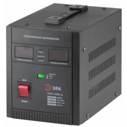 ЭРА Стабилизатор напряжения настенный, ц.д., 140-260В/220/В, 5000ВА