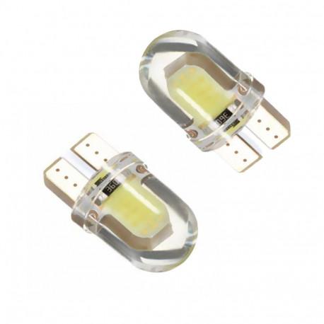Лампа габаритных огней светодиодная,t10 w5w,194 168, в Перми