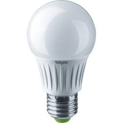 Лампа СД Navigator NLL-A60-10-230-4K-E27-DIMM (10/100)