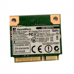 AzureWave AW-NB126H Wireless Card