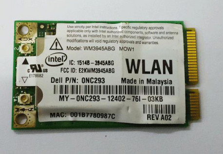 INTEL PRO WIRELESS WM3945ABG, в Перми