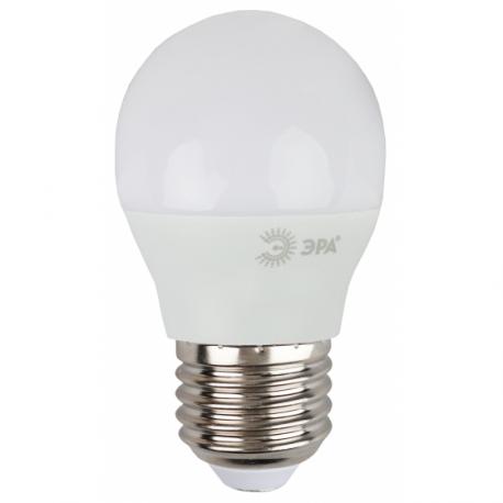 Лампа СД ЭРА SMD P45 9Вт 840 E27 (10/100), в Перми