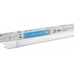Лампа СД ЭРА SMD T8 10Вт 840 G13 600mm 800Лм пов.цок (25)
