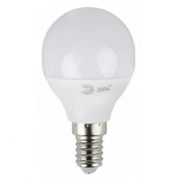 Лампа СД ЭРА SMD P45 7Вт 827 E14 (6/60)