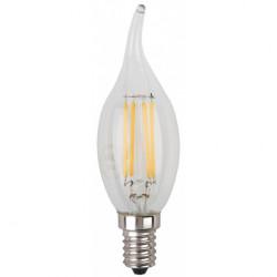 Лампа СД ЭРА F-LED BXS 7Вт 840 E14 (10/100)