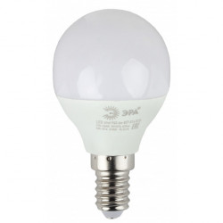 Лампа СД ЭРА ECO Р45 6Вт 840 Е14 (10/100), в Перми