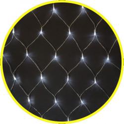 Гирлянда сеть белый для помещения 1,5x1,5m