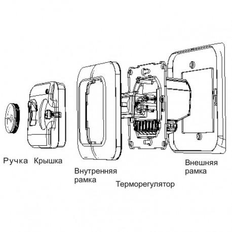 УЗО EKF Basiс 4п 63А 30мА электронное