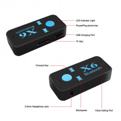 Bluetooth-Aux аудио адаптер, в Перми