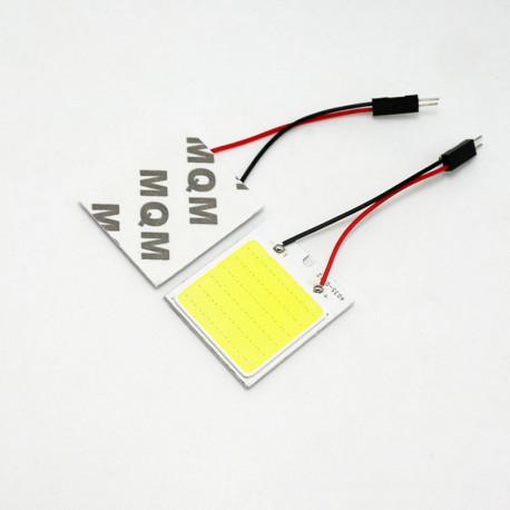 COB 48 SMD лампа потолочного фонаря автомобиля, в Перми