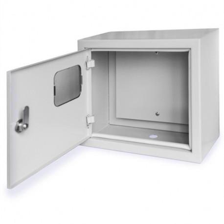ЩМПг-02 VELL с окном (250х300х140) IP54, в Перми