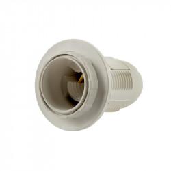 Патрон Е14-ППК пластиковый с прижимным кольцом, в Перми