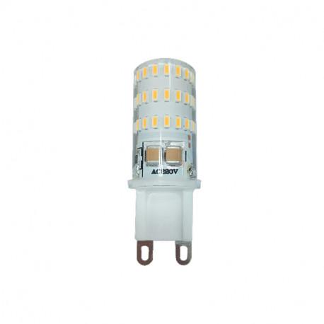 Лампа СД Jazzway PLED-G9/BL2 5Вт 220В 2700K, в Перми