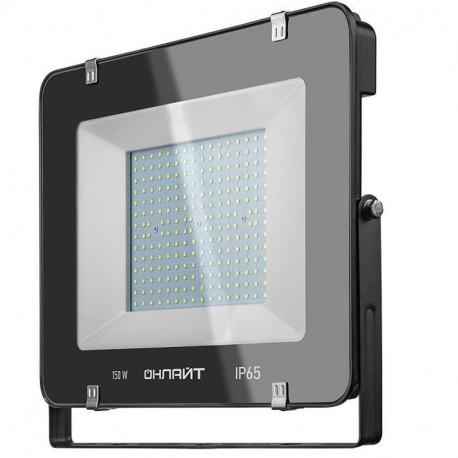 Прожектор LED ОНЛАЙТ OFL-150-6K-IP65-LED (2), в Перми