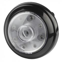 Светильник влагозащищённый ASD СПП-2101 круг 8Вт 4000К IP65 140 мм (1/20)
