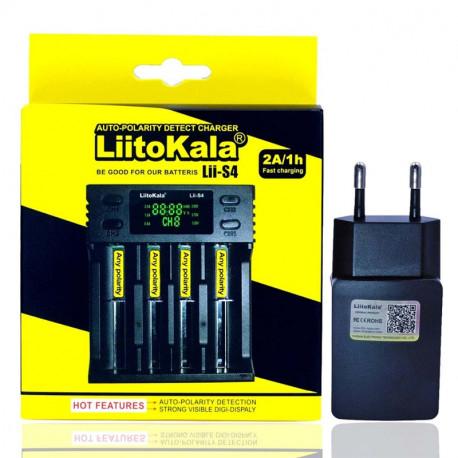 Зарядное устройство Liitokala Lii-S4, в Перми