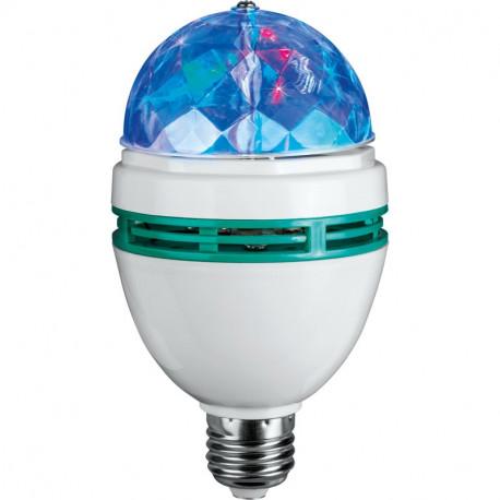 Лампа диско Онлайт OLL-DISCO-3-230-RGB-E27 (1/50), в Перми