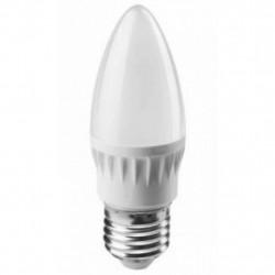 Лампа СД ОНЛАЙТ ОLL-C37-10-230-2,7K-E27-FR, в Перми