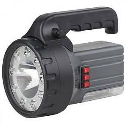 Фонарь ЭРА FA58M Аккум 2Ah, 1W+9+18 LED (12/216)