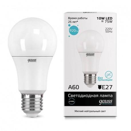 Лампа СД OLL-A60-7-230-E27 в ассортименте,в Перми