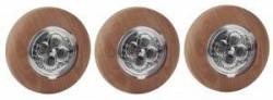 Фонарь ЭРА SB-506 пушлайт Аврора 4xLED, 3xAAA (20/120/480)