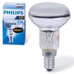 Лампа Philips R50 60Вт Е14 (30) 382429