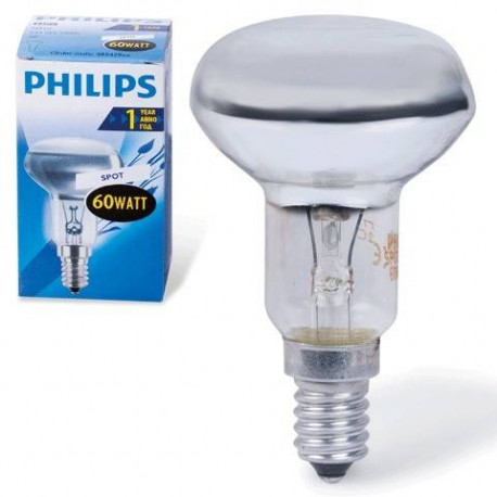 Лампа Philips R50 60Вт Е14 (30) 382429, в Перми