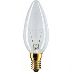 Лампа Philips свеча 60Вт Е14 (10/100) 011671