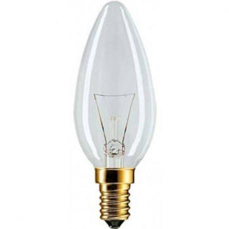 Лампа Philips свеча 60Вт Е14 (10/100) 011671, в Перми