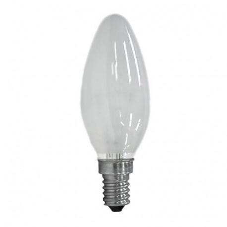 Лампа Philips свеча матовая 40Вт Е14 (10/100) 011336, в Перми