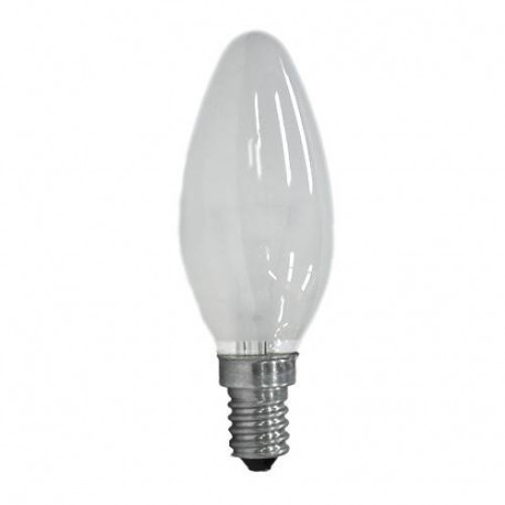 Лампа Philips свеча матовая 60Вт Е14 (10/100) 011763, в Перми